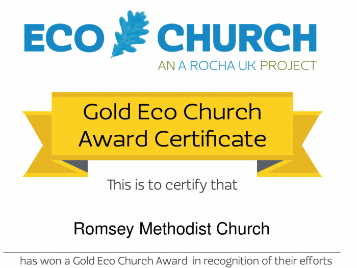 Romsey gold